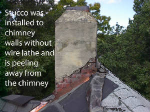 Miller Roofing Chimney Repair