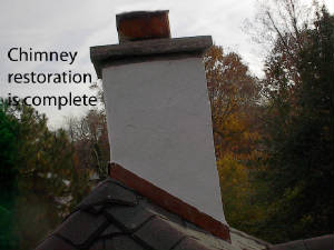Miller Roofing Chimney Restoration Montgomery County Chester County Delaware County