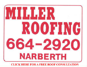 Miller Roofing Chimney Repair Montgomery County Delaware Couty Chester County